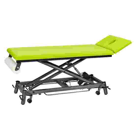 """Ecofresh"" Therapy Table, 68 cm Anthracite, Pastel green"