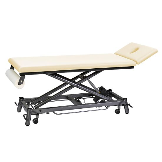 Ecofresh Therapy Table, 80 cm Anthracite, Ivory