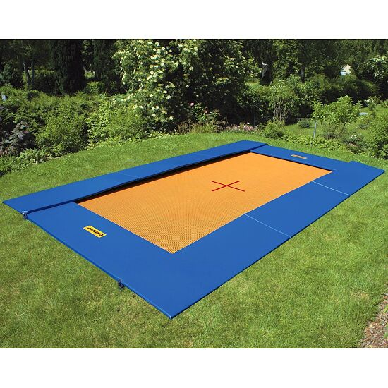 eurotramp ground trampoline each 4 sport. Black Bedroom Furniture Sets. Home Design Ideas