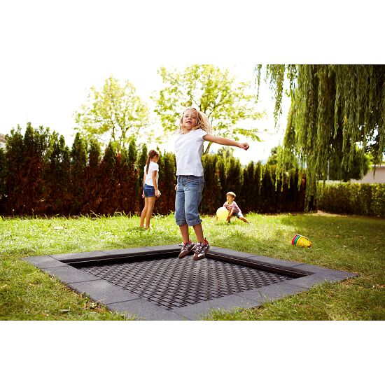 """Bellicon Jumping Fitness Trampoline Buy At Sport Thieme Co Uk: Eurotramp® """"Playground"""" Kids' Trampoline Buy At Sport"""
