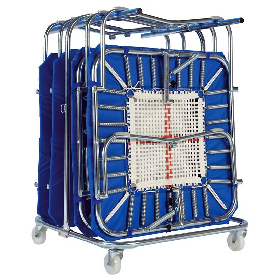 Eurotramp® Transport Trolley for Minitramps For 8 mini tramps