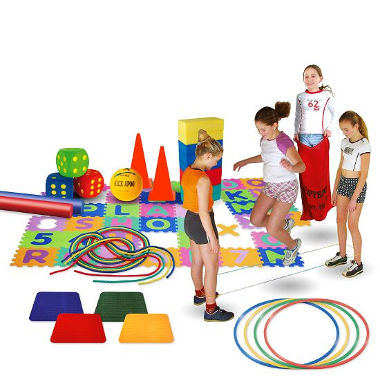 """Fascinated by Jumping"" Activity Set"