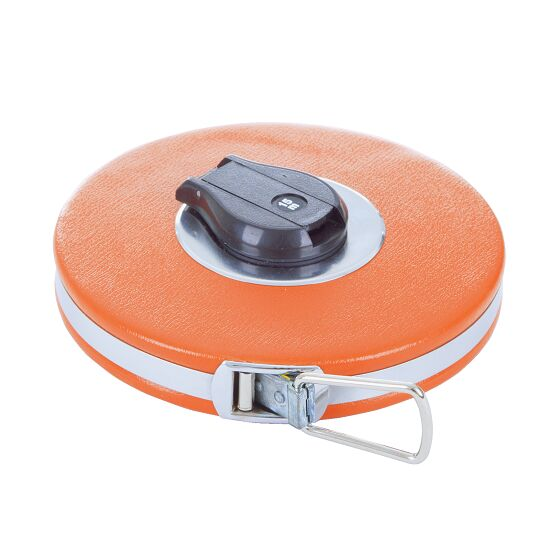 Fibreglass Tape Measure 10 m, Printed on both sides, 16 mm wide