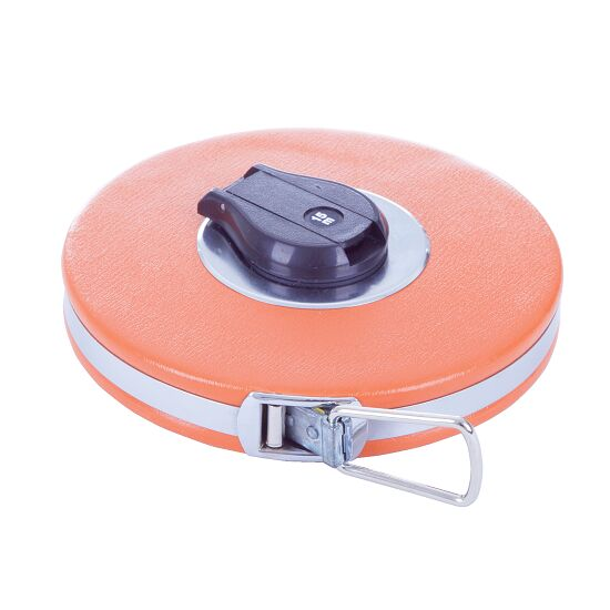Fibreglass Tape Measure 15 m, Printed on both sides, 16 mm wide