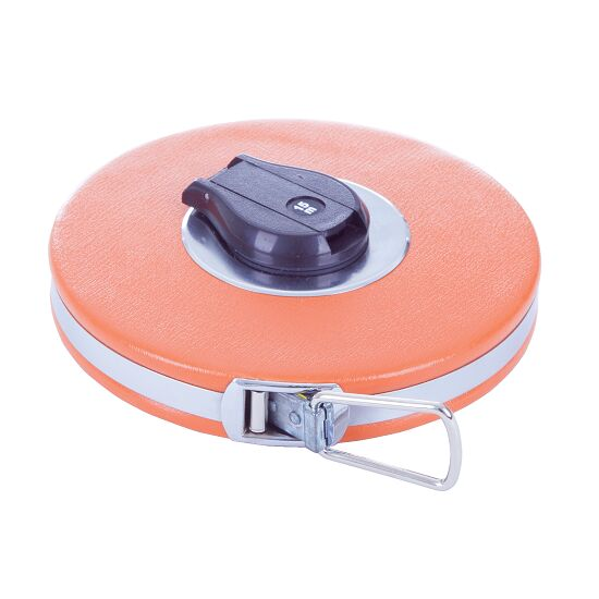 Fibreglass Tape Measure 25 m, Printed on both sides, 16 mm wide