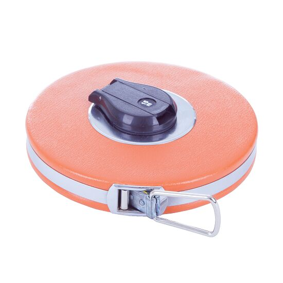 Fibreglass Tape Measure 10 m, Printed on one side, 13 mm wide