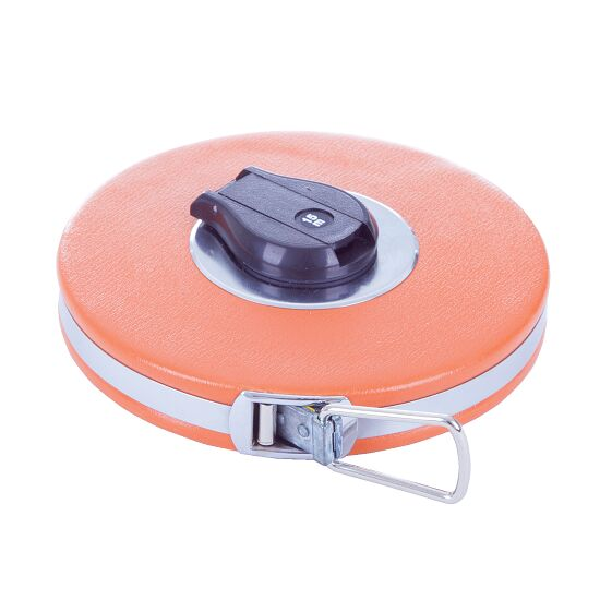 Fibreglass Tape Measure 25 m, Printed on one side, 13 mm wide