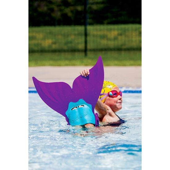Finis Mermaid Monofin For Children Paradise Purple
