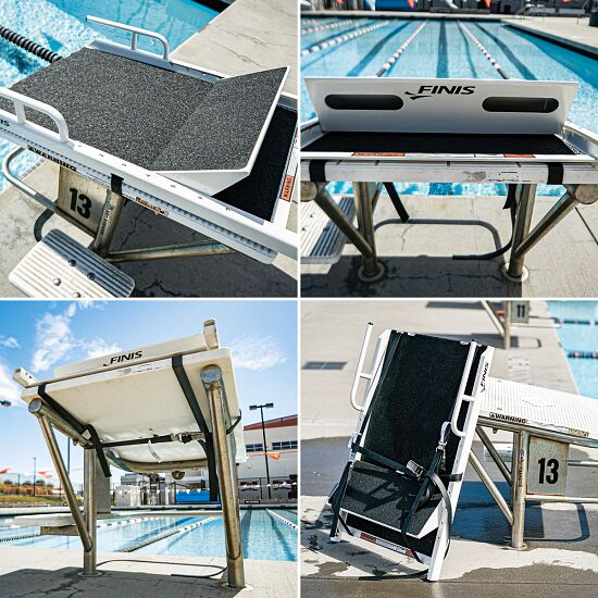 "Finis ""Track Start"" Pool Starting Block Unit"