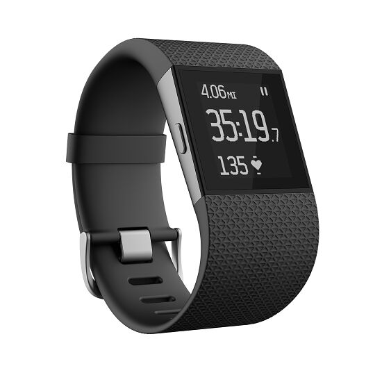 "Fitbit® ""Surge"" Heart Rate Monitor S"