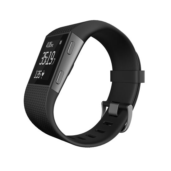 """Fitbit® """"Surge"""" Heart Rate Monitor L"""