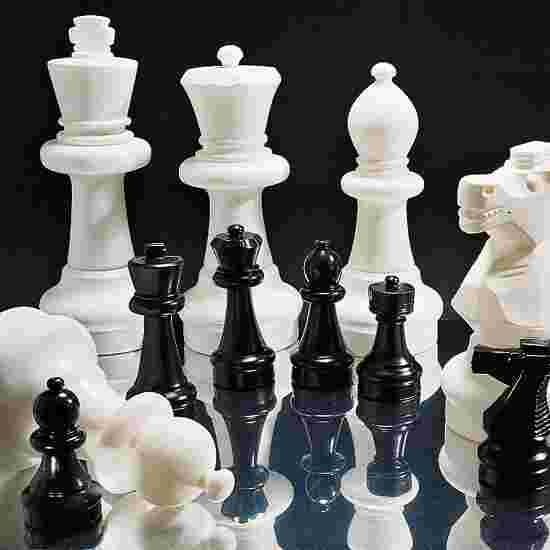 Floor Chess Pieces Base ø 22.5 cm, height of king 64 cm