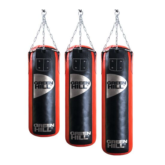 Green Hill Leather Punchbag