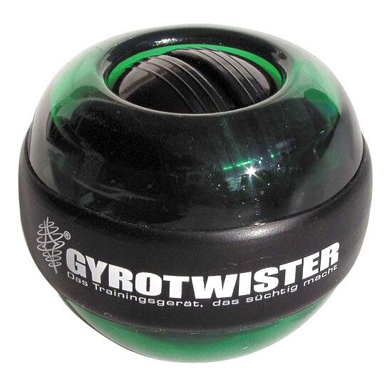 GyroTwister® Hand Trainer Green/black