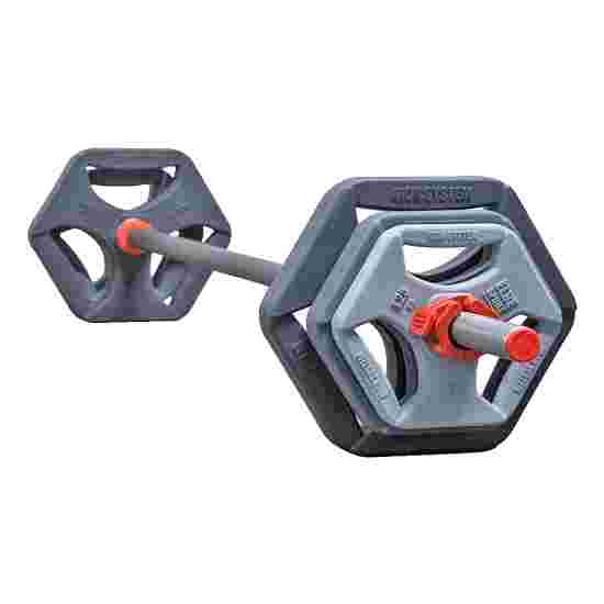 Hot Iron Barbell Set Premium, grey