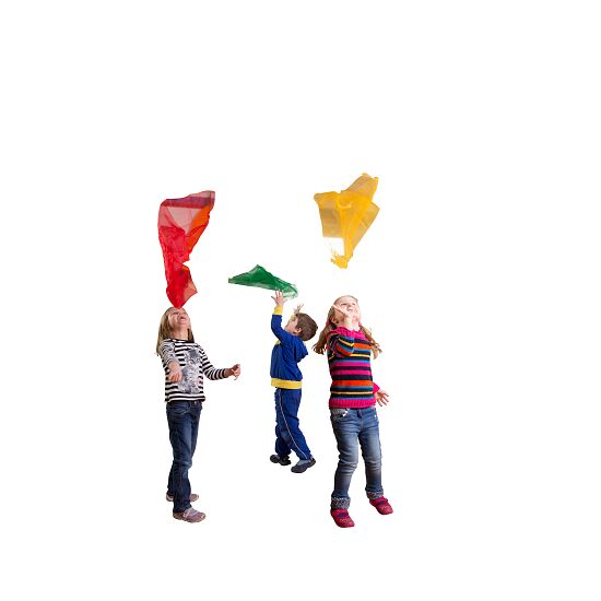 Juggling Scarves Set