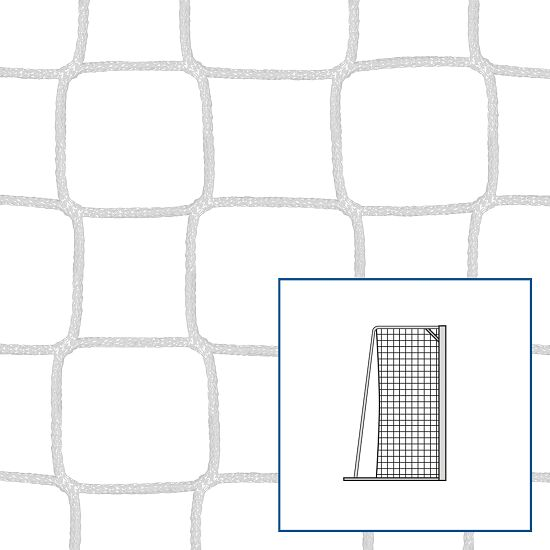 Knotless Net for Small Pitch and Handball Goals White