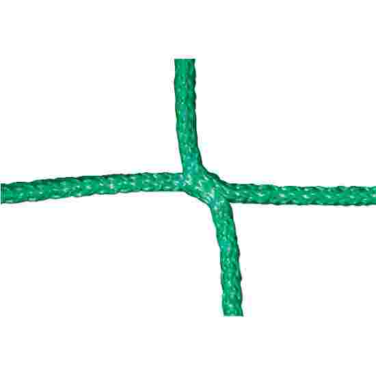 Knotless Net for Youth Football Goals Green