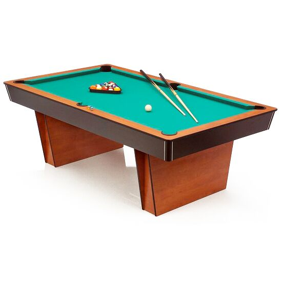 """""""Lugano"""" Billiards Table 6 ft, Wooden bed"""