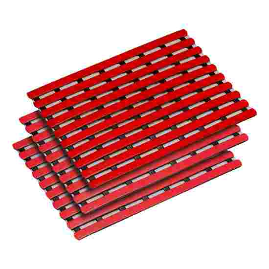 Made-to-Measure Pool Floor Mats 60 cm, Red