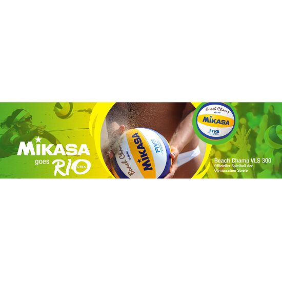 Mikasa® Beach volleyball  Beach Champ VLS300 DVV
