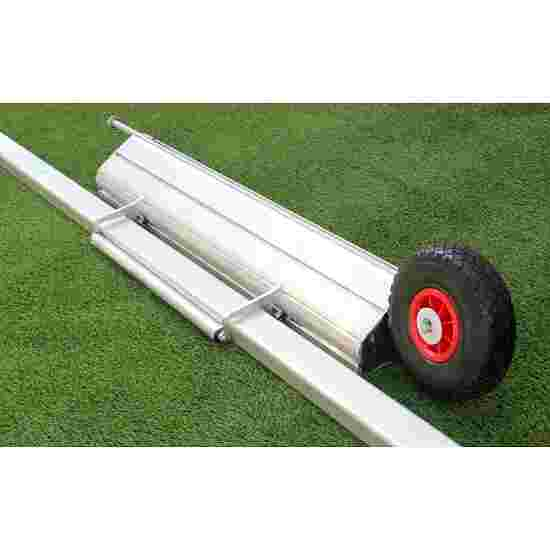 Mobile Anti-Tipper Ground frame, oval tubing 75x50 mm