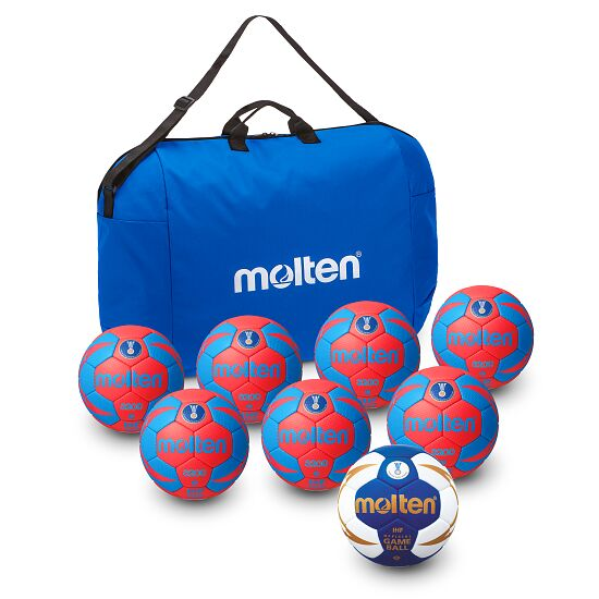"Molten® ""National League"" Handball Set Size 2"