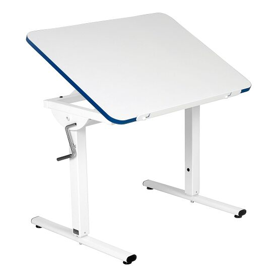 Nitzbon® Ergonomic Desk VA 110x60 cm, White
