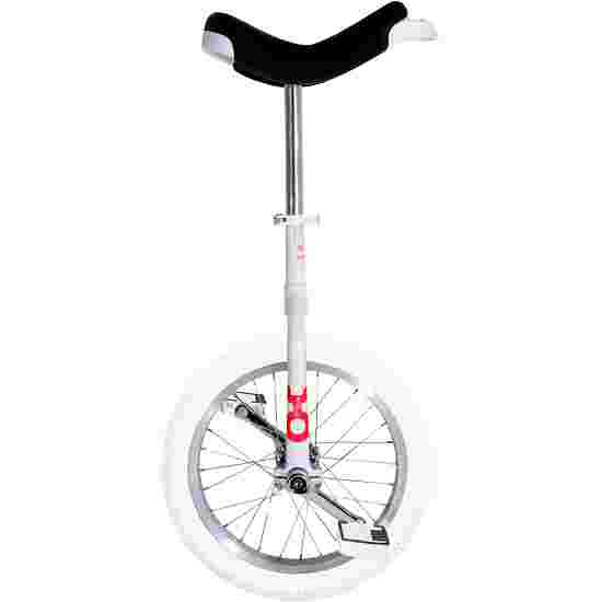 """OnlyOne """"Indoor"""" Unicycle 16-inch tyre (ø 41 cm), white frame"""