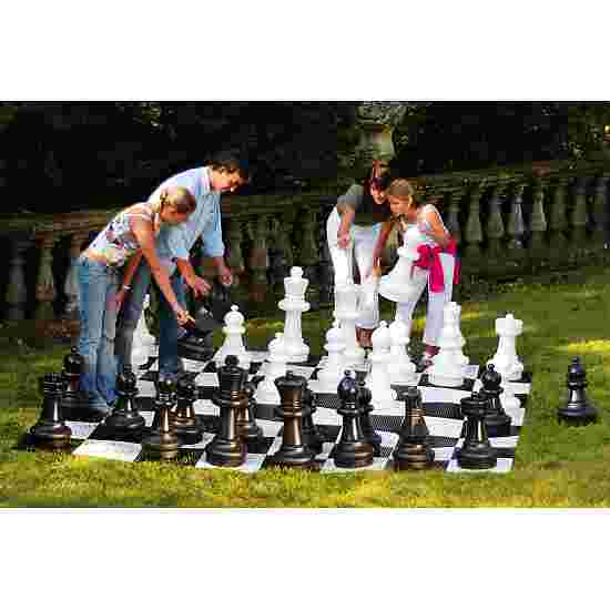 Outdoor Game Board for Floor Chess 2.80x2.80 m