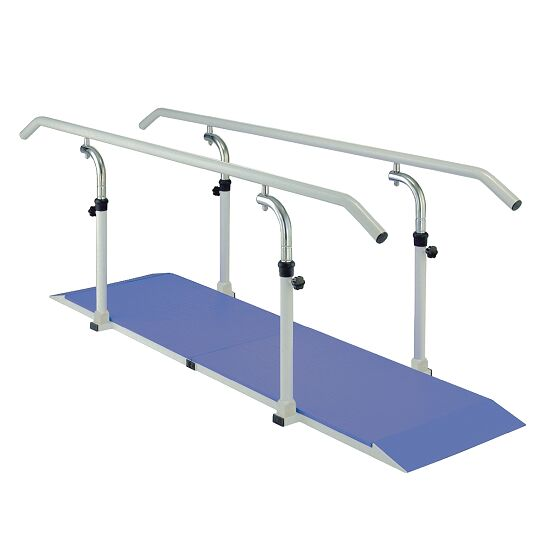 Parallel Support Bars with Platform Bar length: 250 cm