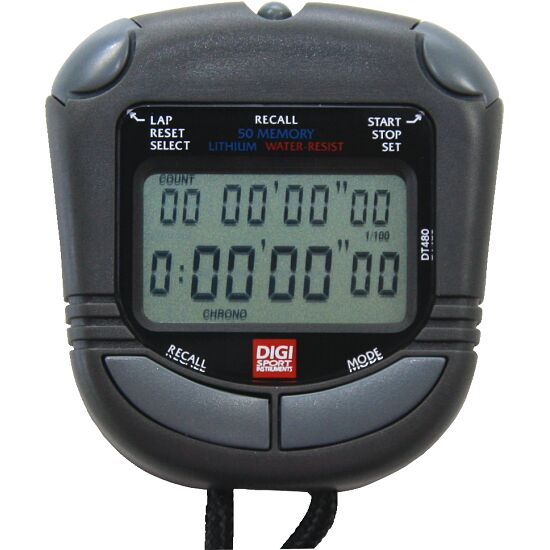 """PC-73"" Multi-Functional DIGI Watch with 50 Memory Spaces"