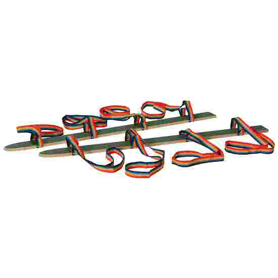 """Pedalo """"Hand/Foot Loop"""" Dry Skis Length 160 cm, for 4 people"""