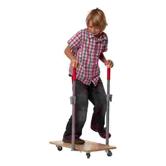 Pedalo Roller Board with Supports Set