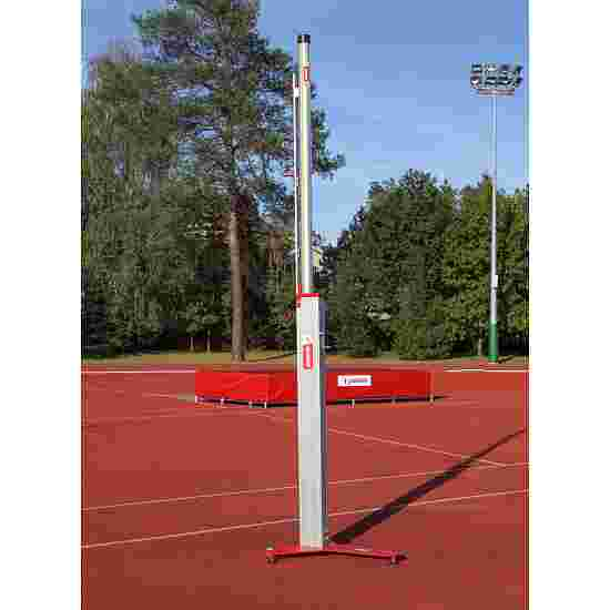 Polanik High Jump Stands, Competition Version