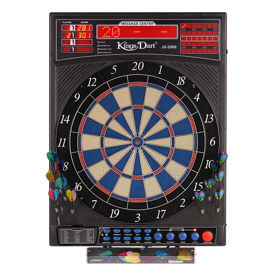 Professional Electronic Dartboard with Timer
