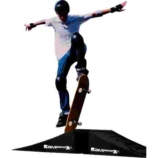 "Rampage ""Air Box"" Skate Ramp"