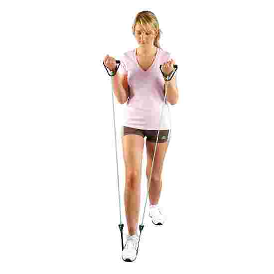 Reivo Fitness Step Tube Green, low