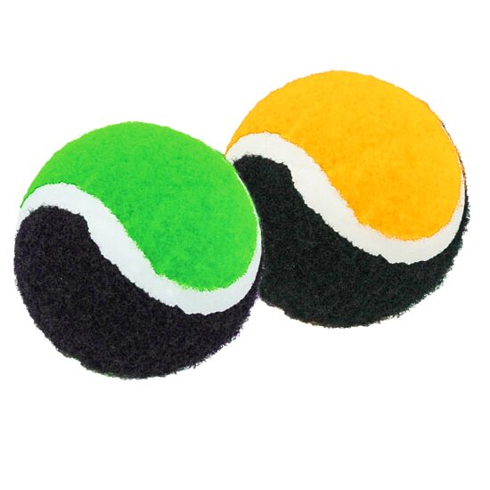 Replacement Balls for Neoprene Hook-and-Loop Ball Set