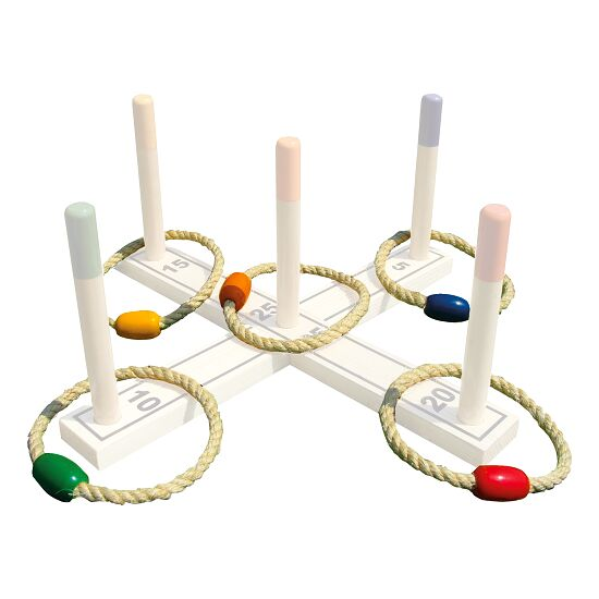 Replacement Rings for Ring Throwing Game