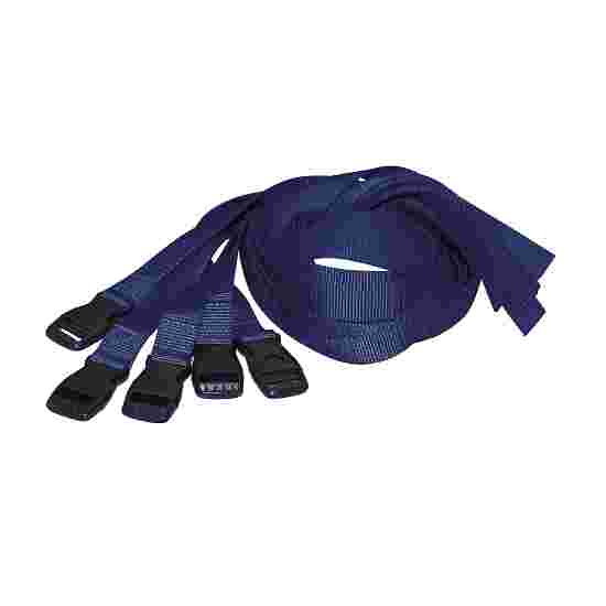 Replacement safety strap for swimming belt and pullbuoy