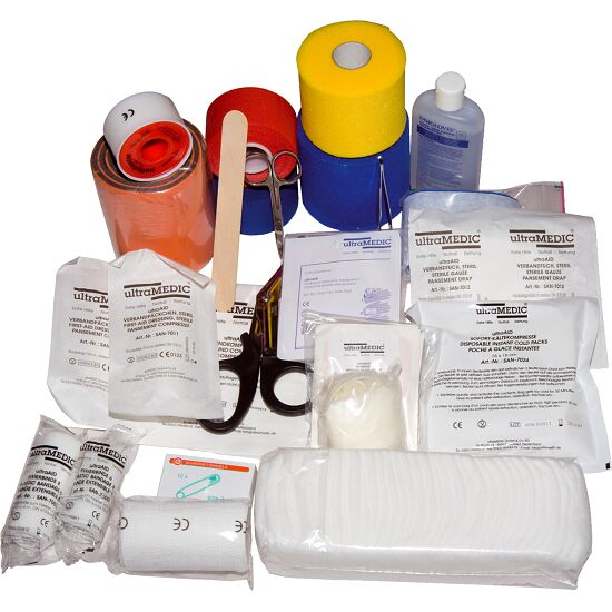 Rescue Backpack Refill