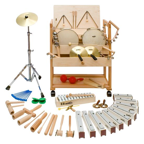 Rhythmic Wagon Set