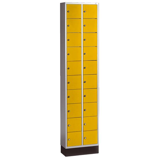 """S 4000 Intro"" Valuables Lockers Sunny Yellow (RDS 080 80 60)"