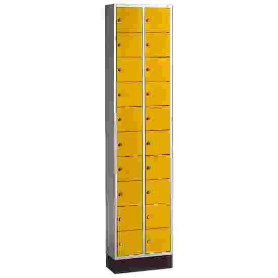 """""""S 4000 Intro"""" Valuables Lockers Sunny Yellow (RDS 080 80 60)"""