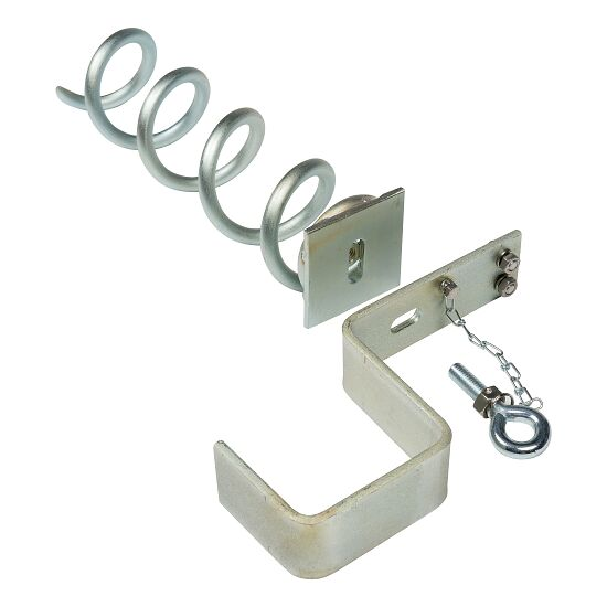 Safety Anchoring System, 80x40 mm 80x40-mm rectangular tubing