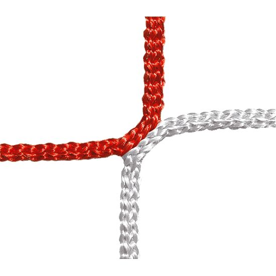 Safety and Barrier Nets, Mesh Width 12 cm Red/white, ø 4.00 mm