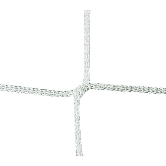 Safety and Barrier Nets, Mesh Width 4.5 cm Polypropylene, white, ø 2.3 mm