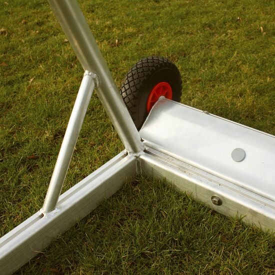 """""""Safety"""" Anti-Tipping Safeguard for Full-Size Goals For 7.32x2.44-m goals, 1.5-m lower goal depth, Square tubing, 80x40 mm"""