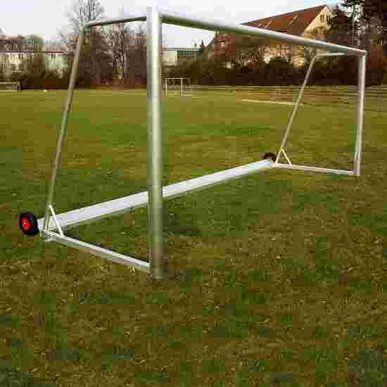 """""""Safety"""" Anti-Tipping Safeguard for Youth Football Goals For 5x2-m youth goals, lower goal depth 1 m, Square tubing, 80x40 mm"""